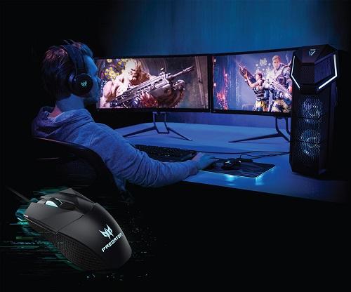 Chế độ chơi game và chất lượng hiển thị đem đến trải nghiệm tối ưu cho game thủ.