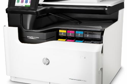 Mỗi hộp mực in phun HP có thể tạo ra gần 73 triệu màu khác nhau.
