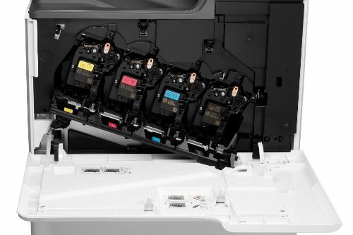 Công nghệ mực in laser của HP có nhiều thành phần phức tạp, đảm bảo các yếu tố về tốc độ và chất lượng khi in.