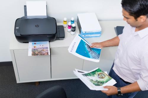 Hai công nghệ in tiên tiến của HP phù hợp với doanh nghiệp