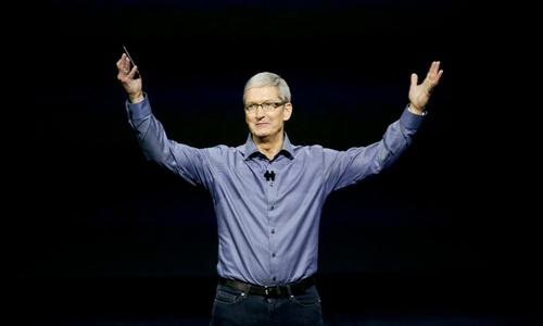 Tim Cook - nhà lãnh đạo của công ty nghìn tỷ USD