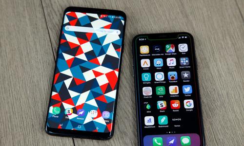 Hàng loạt smartphone cao cấp ra mắt cuối 2018