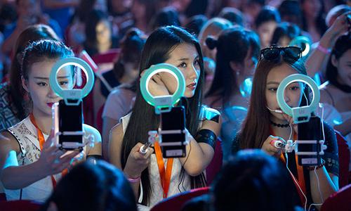 Streamer - nghề 'hốt bạc' ở Trung Quốc