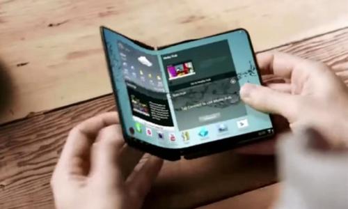 Xiaomi, Oppo, Huawei cũng đang nghiên cứu smartphone màn hình gập