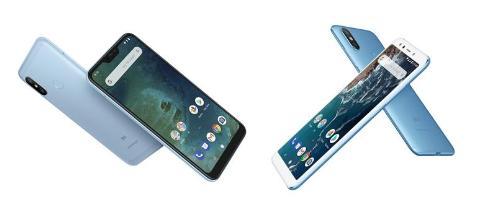 Mi A2 và A2 Lite là smartphone thuộc phân khúc tầm trung với giá bán khởi điểm từ 4,69 triệu đồng.