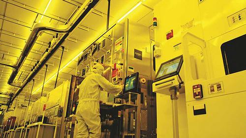TSMC đang độc quyền sản xuất chip cho iPhone.