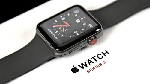 Apple Watch hiện giờ vẫn sử dụng được các mặt đồng hồ mà Apple cung cấp sẵn. Ảnh:wikimobi.
