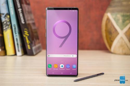 Galaxy Note9 dự đoán sẽ có màn hình kích thước 6,4 inch lớn hơn 0,1 inch so với thế hệ trước và sẽ là smartphone có màn hình lớn nhất của hãng.