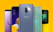 10 smartphone bán chạy nhất tháng 7/2018