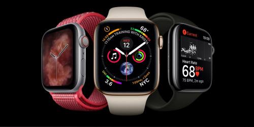 Những thay đổi mới của dòng sản phẩm Apple Watch