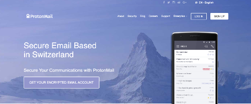 Năm hệ thống email được đánh giá cao về bảo mật - 1
