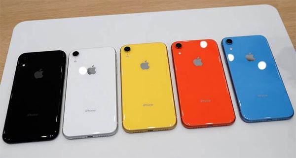 iPhone XR bán muộn vì gặp vấn đề trong sản xuất