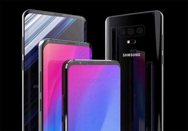 Samsung có thể ra tới 4 mẫu Galaxy S10