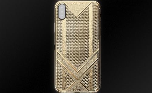 iPhone Xs Max Maximum Fine Gold với trọng lượng tăng gần gấp đôi bản gốc.