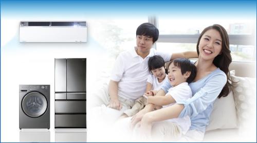 Panasonic miễn phí bảo dưỡng sản phẩm điện máy gia dụng