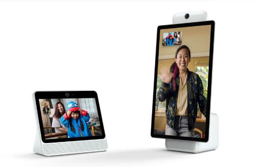 Facebook ra mắt màn hình thông minh Portal
