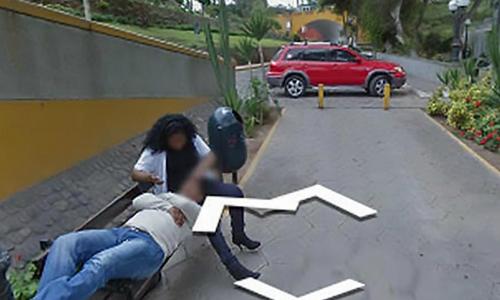 Những bức ảnh gây tranh cãi trên Google Maps