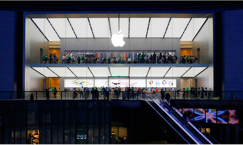 Doanh số smartphone Trung Quốc giảm có thể ảnh hưởng Apple
