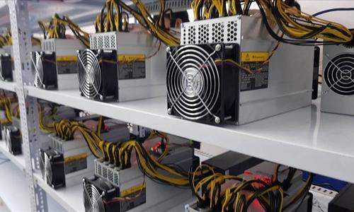 Một người Trung Quốc đi tù vì ăn cắp điện đường sắt để đào Bitcoin