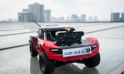 Mô hình xe tự hành mới của Cuộc đua số mùa ba