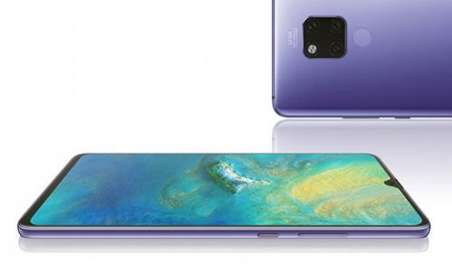 Huawei công bố smartphone màn hình 7,2 inch - 1