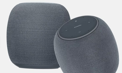 "Huawei ra loa thông minh ""nhái"" Apple HomePod"