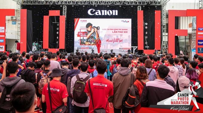 Loạt ảnh đoạt giải tại Canon Photo Marathon 2018 Hà Nội
