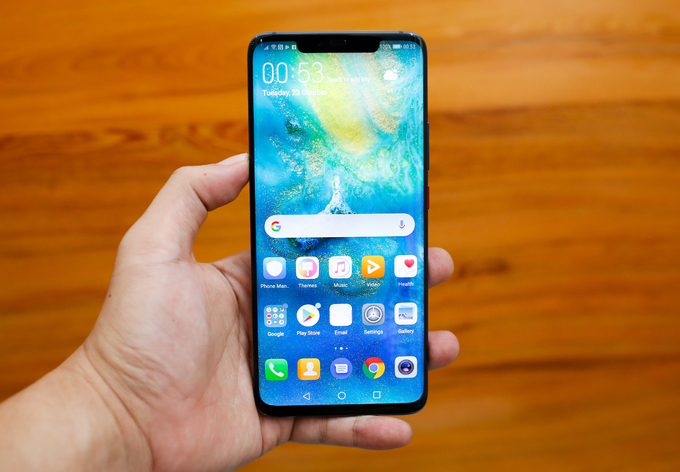 10 smartphone tốt nhất 2018