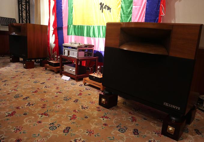 Dàn âm thanh 26 tỷ đồng xuất hiện tại triển lãm hi-end Sài Gòn