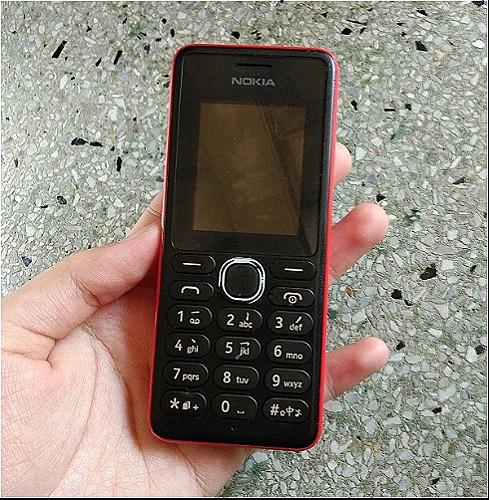 Chiếc Nokia 108 đầu tiên của độc giả Minh Tính.