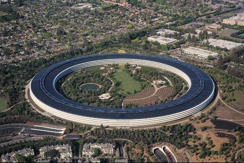 Trụ sở các công ty công nghệ Mỹ thành điểm du lịch - 246386