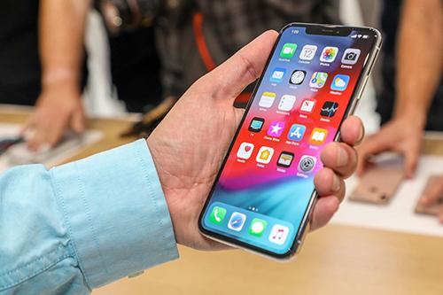 Châu Âu và Nhật Bản là hai khu vực doanh số iPhone giảm trong quý III/2018.