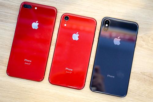 Giá iPhone XS Max hàng xách tay giảm hơn triệu đồng trong một tuần