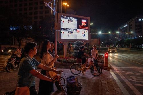 Công nghệ phía sau giấc mơ địa đàng của Trung Quốc