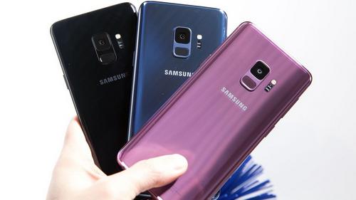 Galaxy S9 và Galaxy S9+ dùng nhôm series 7000.