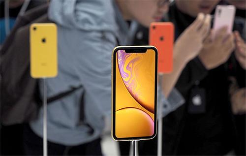Sức hút của iPhone XR thậm chí không bằng các model cũ như iPhone 8 và 8 Plus.
