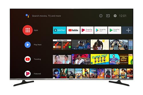 Loạt TV mới của Panasonic đều chạy Android 8.0 mới.