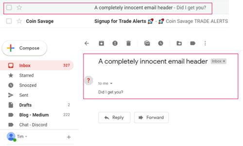 Lỗ hổng khiến Gmail xuất hiện thư 'ma'