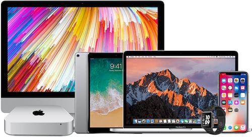 Các mặt hàng của Apple có thể chịu tác động bởi vòng áp thuế mới. Ảnh: Apple.