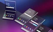 Smartphone màn hình gập của Sony sẽ trông thế nào