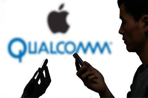 Cuộc chiến pháp lý giữa Qualcomm và Apple vẫn chưa đến hồi kết.