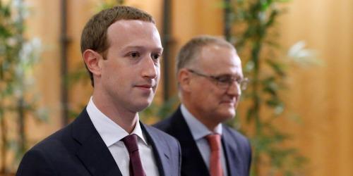 6 bí mật xấu xí hé lộ từ loạt email bị rò rỉ của Facebook