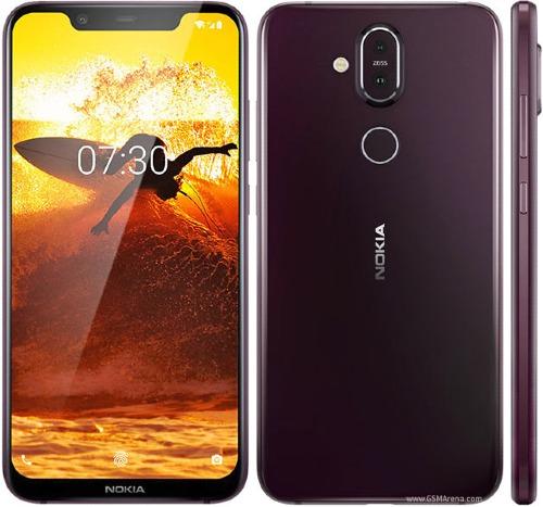 Nokia 8.1 ra mắt với màn hình tai thỏ, camera kép - 1