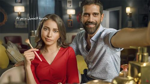 Bức ảnh được Huawei Ai Cập quảng cáo là chụp bằng Nova 3.