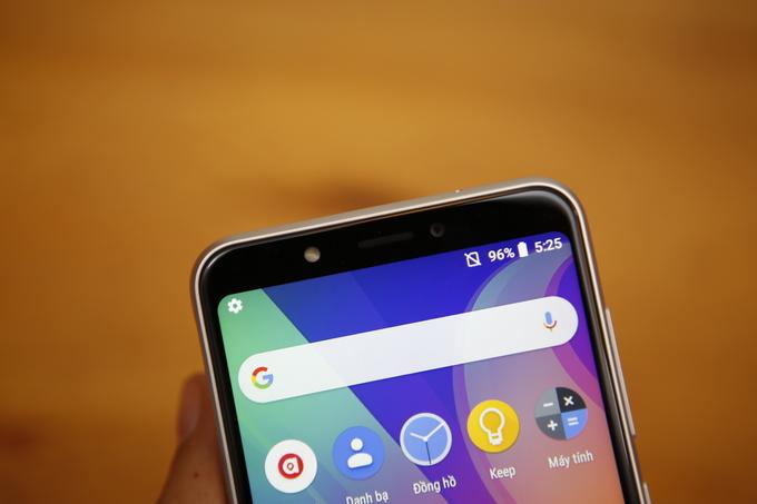 Vsmart Joy 1 - điện thoại Việt giá 2,5 triệu đồng