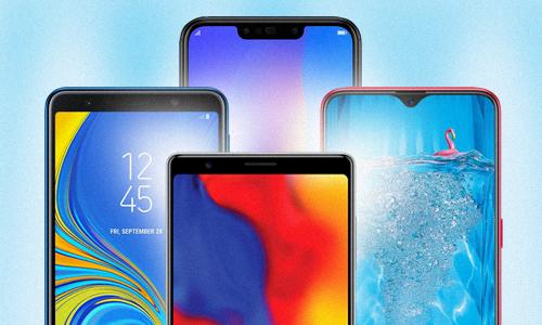 Phân khúc smartphone có giá tầm trung, hướng đến giới trẻ có đa dạng sản phẩm và thương hiệu hơn các phân khúc khác.