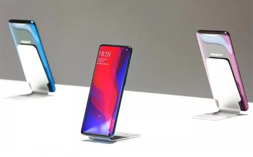 Oppo Find X thổi làn gió mới vào thị trường smartphone cao cấp.