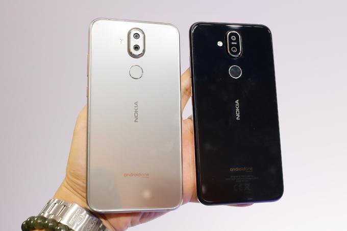 Nokia 8.1 về Việt Nam giá 7,99 triệu đồng