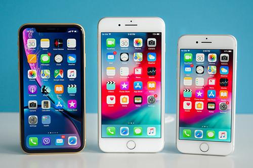 Apple giảm giá hàng loạt iPhone vì bán chậm - 252537