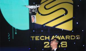 Toàn cảnh lễ trao giải Tech Awards 2018